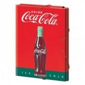 Capa de elásticos Coca Cola