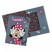 Capa de elásticos Minnie Mouse