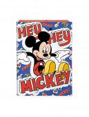 Capa Dura A4 Elásticos Mickey Things