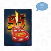 Capa Edredão Cars3 Racing 160x220cm