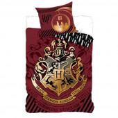 Capa Edredon + almofada Hogwarts - Harry Potter