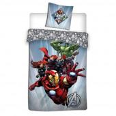 Capa Edredon Avengers Heroes