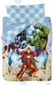 Capa Edredon Avengers