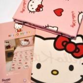 Capa Edredon Casal Hello Kitty - Casal