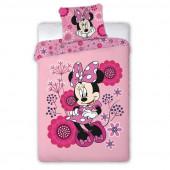 Capa Edredon Minnie Flowers Disney