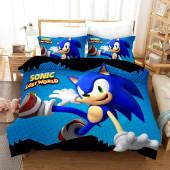 Capa Edredon Sonic Solteiro