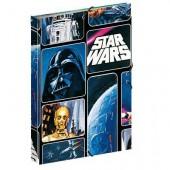 Capa Elasticos Star Wars Pack 2Und 26,5x34,5x2cm