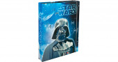 Capa Rígida A4 Elásticos Star Wars