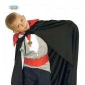 Capa vampiro infantil 90cm
