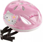 Capacete Hello Kitty rosa