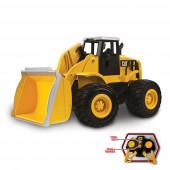 Carregadora Caterpillar com Pá RC 26 CM 2,4 GHZ CAT