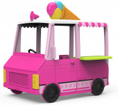 Carrinha Food Truck Ice Cream Feber