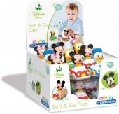 Carrinhos Disney Soft and Go Sortido