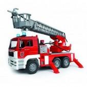 Carro dos bombeiros Man TGA Bruder Profissional
