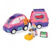 Carro e atrelado Poppy Pony