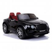 Carro Elétrico Bentley Supersports 12V Preto