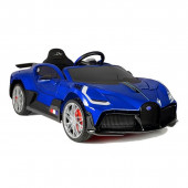 Carro Elétrico Bugatti Divo 12V Azul