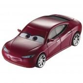 Carro Natalie - Cars 3