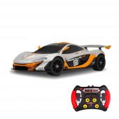Carro R/C 1:43 IR McLaren P1 GTR Prateado