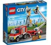 Carro Serviço Bombeiros Lego City