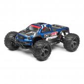 Carro Telecomandado Maverick ION MT Monster Truck 4WD Azul (MV12809)