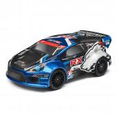 Carro Telecomandado Maverick Rally ION RX 4WD Azul (MV12805)