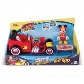 Carro Transformável Mickey Hot Rod