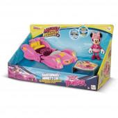Carro Transformável Minnie Pink Thunder