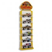 Carros Miniatura Rally 4x4 escala - Sortido