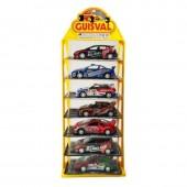 Carros Miniatura Rally - Sortido