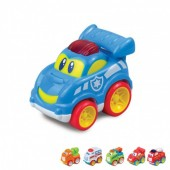 Carros Vroom Vroom Sortido Happy Kid +12m