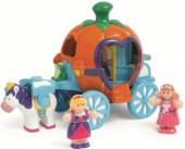 Carruagem Princesa Pippa