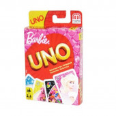 Cartas UNO Barbie Fast Fun For Everyone