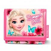 Carteira c/velcro Frozen - Summer Chill
