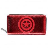 Carteira Capitão América Avengers Marvel