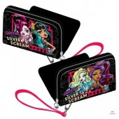 Carteira das Princesas Monster High