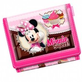 Carteira Disney Minnie Sweet Cake