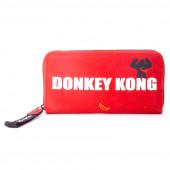 Carteira Donkey Kong Super Mario Nintendo