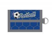 Carteira Futebol Azul