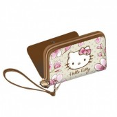 Carteira Grande Hello Kitty Magnolia