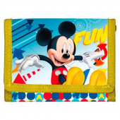 Carteira Mickey Fun