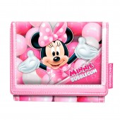 Carteira Minnie Disney Bubblegum