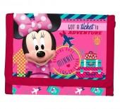 Carteira Minnie Got a Ticket