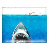 Carteira Pele Jaws Tubarão