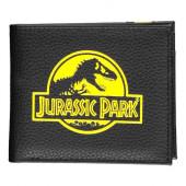 Carteira Pele Jurassic Park