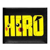 Carteira Pele Pikachu Pokémon Olympics Hero