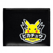 Carteira Pele Pikachu Pokémon Olympics Team
