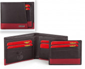 Carteira Pele + Porta Cartões Benfica