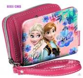 Carteira porta moedas Elsa Frozen