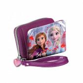 Carteira Porta Moedas Frozen 2 Believe